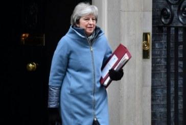 Royaume-Uni: la Première ministre Theresa May annonce sa démission