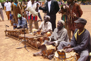 Une culture derrière nous, la culture ethnique burkinabè