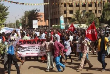 Burkina Faso: Le front syndical bouillonne à nouveau