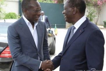 Côte d'Ivoire-Bénin: Les émissaires de Talon chez Ouattara s'abstiennent de faire des déclarations devant la presse