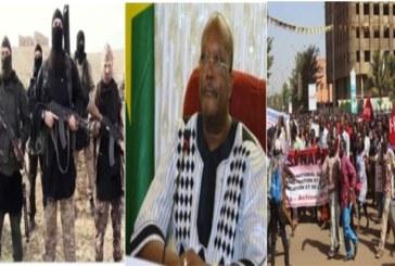 Burkina: Roch Kaboré pris en tenaille!