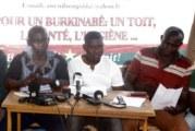 Passif du foncier urbain : «Le gouvernement a intérêt à prendre ses responsabilités», averti la CADDL/section Bogodogo