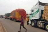 Ouagadougou: Blocage des voies par les transporteurs à cause de l'interdiction de circuler  en ville entre 6h et 22h