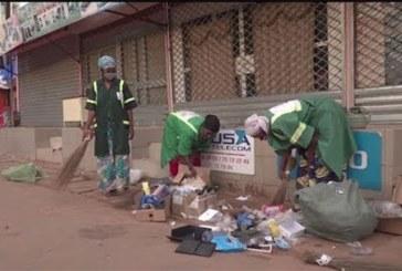Brigade verte de la mairie de Ouagadougou et Bobo Dioulasso : Les femmes sont dans l'attente de leurs salaires