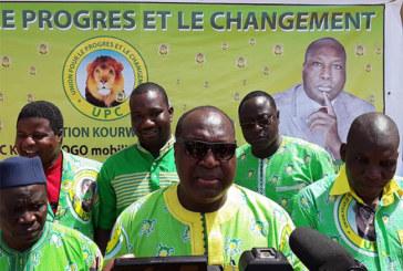 UPC: Le Bureau politique en concertation dans l'Oubritenga et le Kourwego