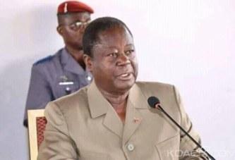 Côte d'Ivoire : Le Gouvernement condamne les propos tenus par Bédié au cours d'une rencontre avec une délégation de sa formation politique à sa résidence de Daoukro