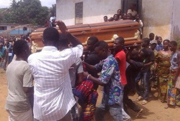 Bangolo/ En route pour le cimetière: Un cercueil retourne au village