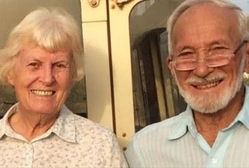Jocelyn Elliott aux ravisseurs de son époux Ken Elliott: «Vous avez le pouvoir de faire preuve de gentillesse et de libérer mon mari»