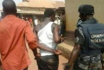 Ghana: Un burkinabé arrêté avec une arme chargée dans une église catholique