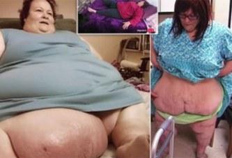 Une femme obèse à trouvé aujourd'hui l'amour de sa vie