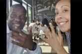 Un couple célèbre son divorce après 13 ans de mariage