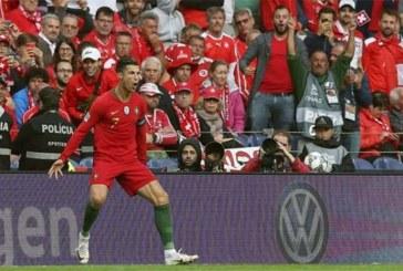 Ligue des Nations : Cristiano Ronaldo voit triple face à la Suisse et envoie le Portugal en finale !
