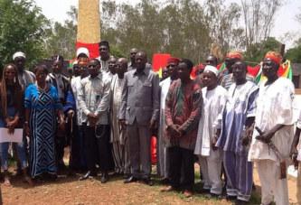 Signataires de l'appel de Manega :  De grands nom