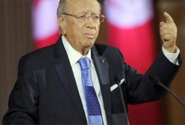 """Le président tunisien hospitalisé après un """"grave malaise"""" (Présidence)"""