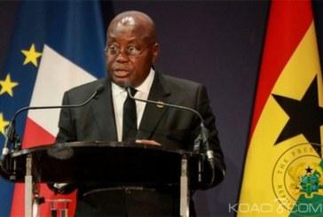 Ghana : Akufo-Addo prie ses compatriotes à ne pas brader la nationalité ghanéenne