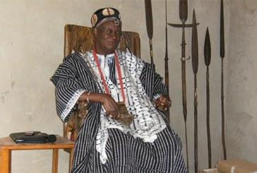 Chefferie de Liptougou: Un nouveau chef a été nommé