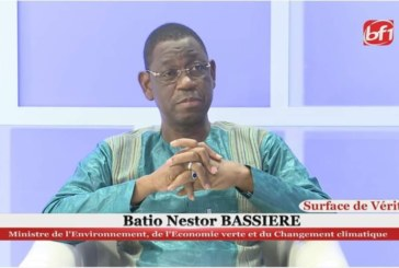 Nestor Batio Bassiere: Roch Marc Christian KABORE est l'homme qu'il fallait au Burkina Faso après l'insurrection