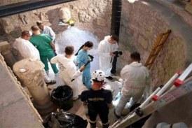 Des milliers d'ossements humains retrouvés au Vatican