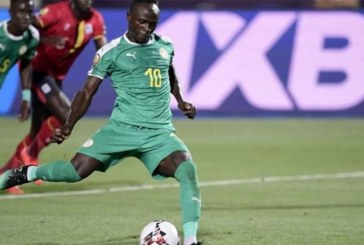 Le Sénégal qualifié en quarts de finale après sa victoire sur l'Ouganda