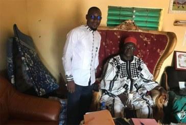 Appel de Manega: Un signataire atypique «général» devenu chef canton…