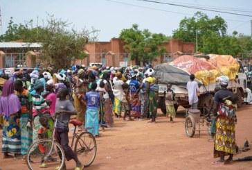 Barsalogho : «venez nous donner à manger, on a faim» une des déplacées