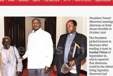 Ouganda: Mort du doyen ougandais à l'âge présumé de 134 ans