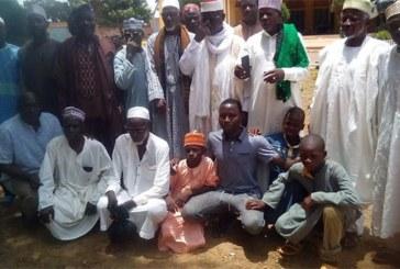 Fête de l'Aïd el Kebir 2019: La communauté Haoussa de Ouagadougou chez sa majesté le Moogho Naaba