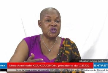 Rencontre BEDIE-GBAGBO: Pour la Presidente des »Verts», BEDIE est alle chercher le »Gibier» pour Affi N'Guessan