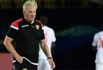 Football : Paul Put radié «à vie» en Guinée