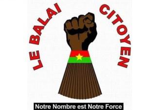 Affaire charbon fin : «Une caution a la grande corruption, a la fraude et a la mauvaise gouvernance encouragée par le gouvernement » selon le Balai Citoyen