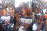 Tina Glamour frappe un journaliste et manque de se faire lyncher par des fans de DJ Arafat