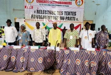 Burkina Faso: Le dernier Congrès du CDP jugé légal par le MATDC, le parti a recu son récépissé