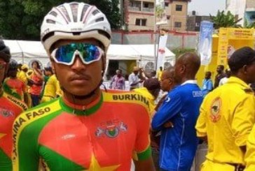 Mondial de cyclisme: Paul Daumont défendra le Burkina Faso