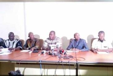 Burkina Faso: Les syndicats défient le gouvernement, malgré le refus, ils irons en grève et vont manifester
