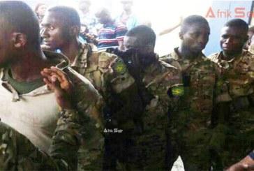 Côte d'Ivoire : Des éléments des Forces spéciales matés par des policiers (Vidéo)