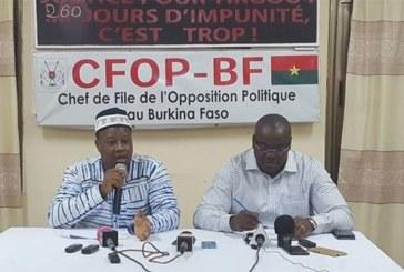 Burkina Faso: L'Opposition demande aux autorités burkinabè de permettre à Djibril Bassole d'aller se soigner