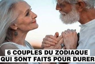 Astrologie : 6 couples du zodiaque qui sont faits pour durer (et vieillir ensemble)