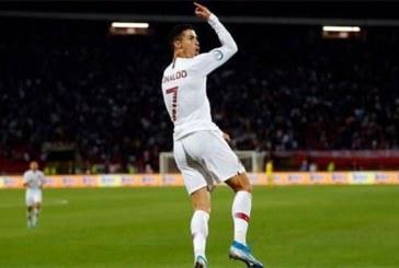 Qualifications Euro 2020: Ronaldo assomme la Lituanie et affole les compteurs !