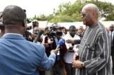 Attaque terroriste de Toéni : le président du Faso reconnait que la lutte est difficile