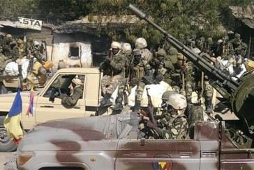 Les États-Unis livrent des véhicules au Tchad dans le cadre du G5 Sahel