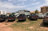 Opération spéciale de retrait des véhicules de l'Etat dans les garages privés: Un retrait 67 véhicules