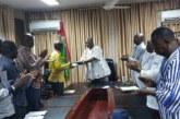 Ministère de l'Administration Territoriale: Les travailleurs mettent fin à leur grève suite à la signature d'un accord