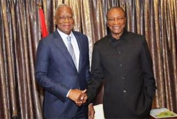 """Alpha Condé: """"En aucun cas, les États-Unis ne pourront dire à la Guinée de ne pas se doter d'une nouvelle Constitution"""""""