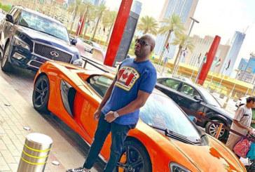 Un Nigerian arrêté par interpol pour arnaque. Ici, toutes les photos de son train de vie