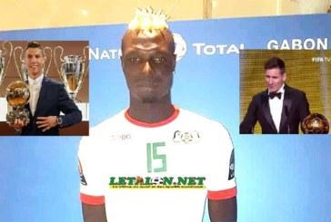 Le meilleur entre Messi et Ronaldo : voici le choix de Aristide Bancé