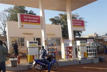 Burkina Faso : Baisse des prix des hydrocarbures à la pompe