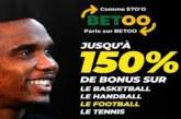 Samuel Eto'o lance son site web de pari sportif