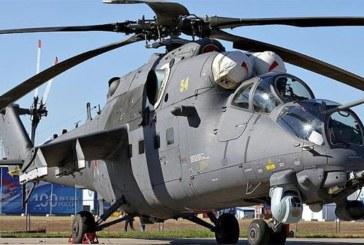 Niger: Commande 12 hélicoptères d'attaque Mi-35 auprès de la Russie