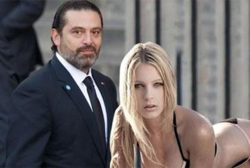 Après une partie de jambes en l'air le premier ministre libanais offre 16 millions de dollars à un jeune mannequin sud-africain