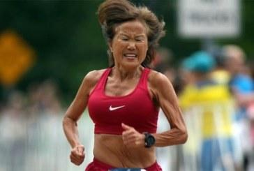 Marathon : A 71 ans, Jeanne Rice descend sous les 3h25 et bat le record du monde